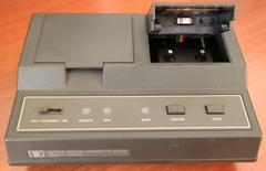 HP 82161A with open drive