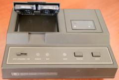 HP 82161A with open storage compartment