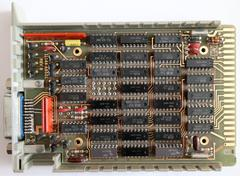 Inside the 59405A HP-IB interface module