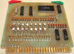 Extension ROM selector (09830-66525)