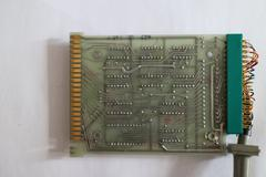 Inside the 9862A interface module (back of the PCB)
