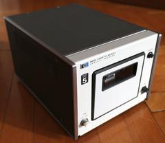 HP 9865A external cassette tape drive