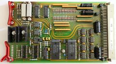 Stoll serial multiplexer card
