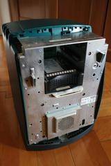 SGI Octane (front view, with front cover removed)